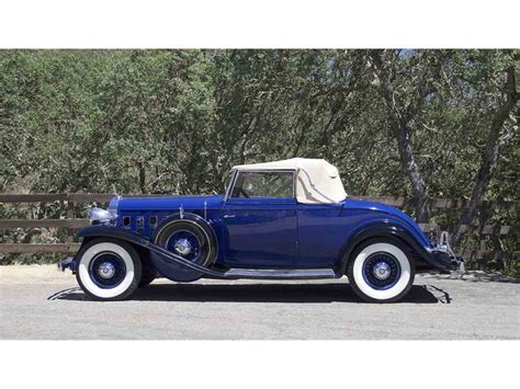 1932 Cadillac For Sale by 1932 Cadillac 370b For Sale Classiccars Cc 885564
