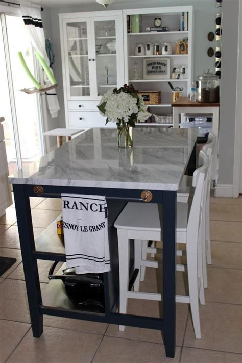 kitchen island ikea hack 25 best ideas about ikea island hack on pinterest