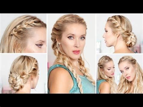 back to school hairstyles for everyday 883 best images about hairstyles youtube on pinterest