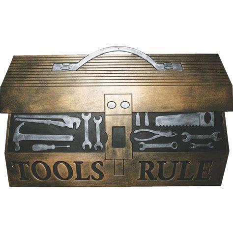 Tool Box Matting by Toolbox Shaped Rubber Door Mat 18 Quot X 30 Quot Floormatshop