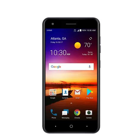 Zte Blade budget friendly zte blade x available from cricket