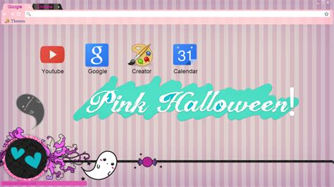 themes google chrome kawaii theme for google chrome cute devilish by kissamoustache