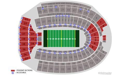 ohio state stadium seating chart ohio state stadium seating chart ohio state buckeyes