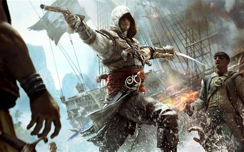 libro assassins creed iv black free pc games from ubisoft this month assassin s creed iv