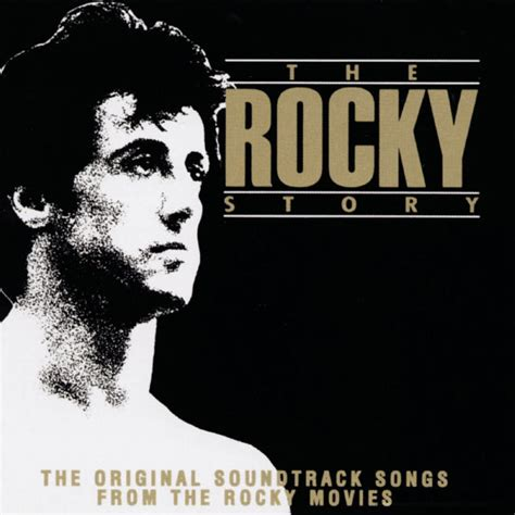 the rocky story original soundtrack and