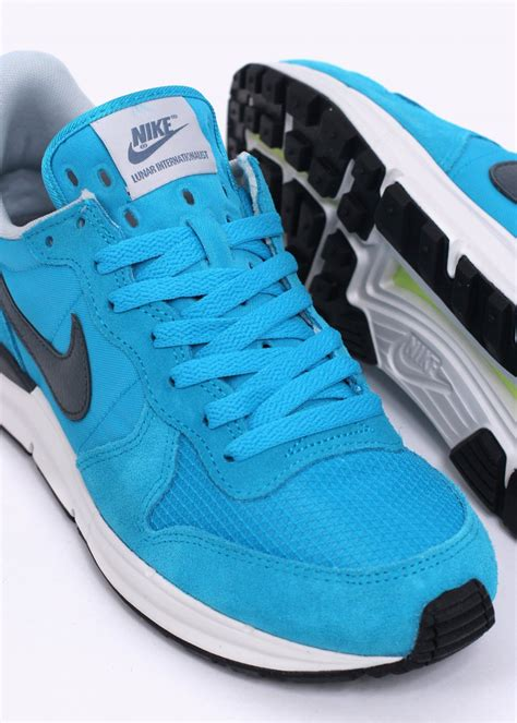 Murah Nike Airmax Nunar Import 01 nike lunar internationalist trainers blue