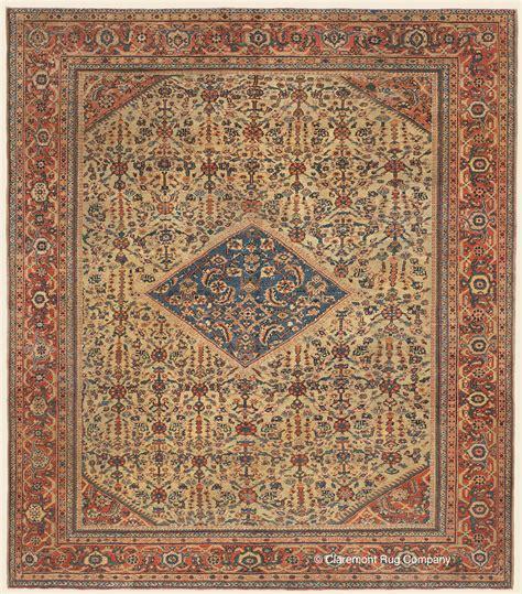 ziegler sultanabad west central antique rug