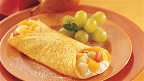 cottage cheese omelette fruity cottage cheese omelette eggs ca