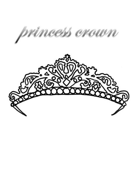 tiara template printable free 45 free paper crown templates template lab
