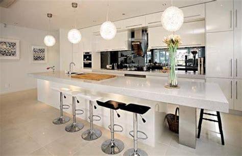 large kitchen island design home dzine kitchen the kitchen island makes a comeback