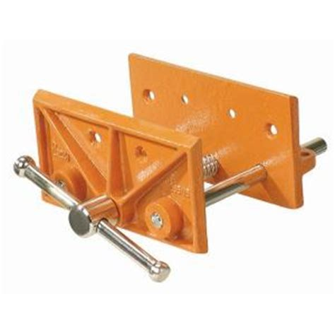 pony 6 1 2 in light duty woodworker s vise 26545 the