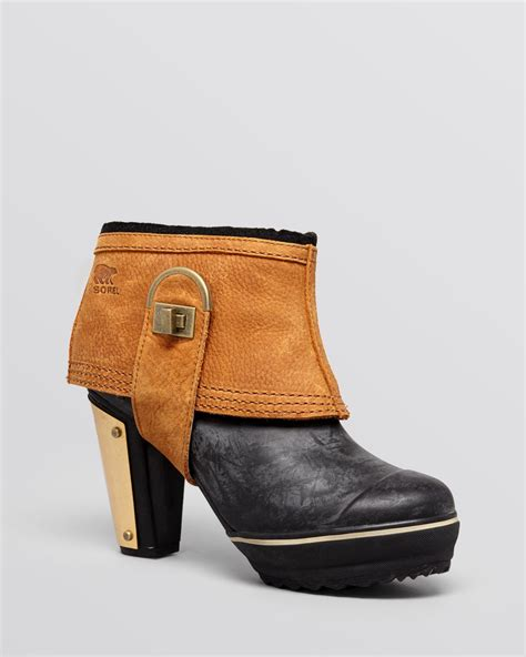 sorel high heel boots 28 images pretty boots for
