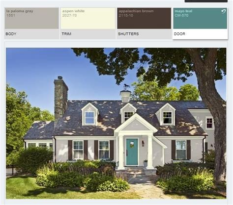 teal exterior paint benjamin exterior paint la gray 1551