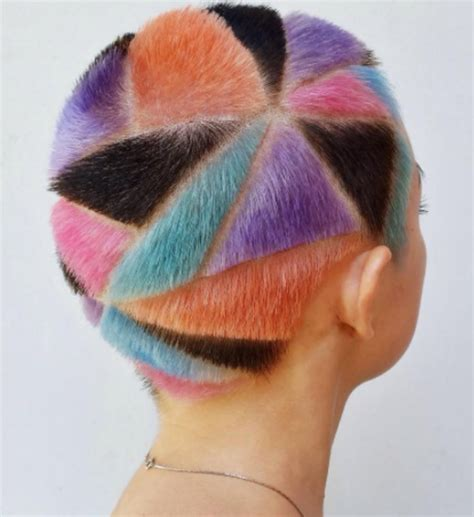 rainbow hair colors rainbow hair 30 rainbow hair color inspirations