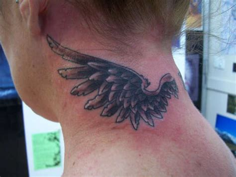 29 astounding side neck tattoos behind the ear