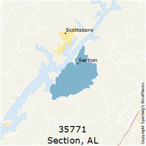 section alabama zip code best places to live in section zip 35771 alabama