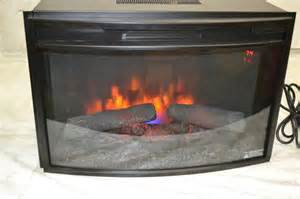 25ef031gra electric fireplace insert ebay