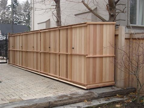 All Wood Sheds by Bin Solutions Modern Sheds Toronto