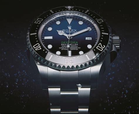 Watch Deepsea Challenge 3d 2014 Full Movie Rolex Deepsea Sea Dweller D Blue Dial James Cameron Deepsea Challenge 3d Movie Ablogtowatch