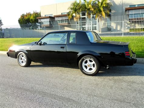 buick grand national top speed hectors96ss 1987 buick grand national specs photos