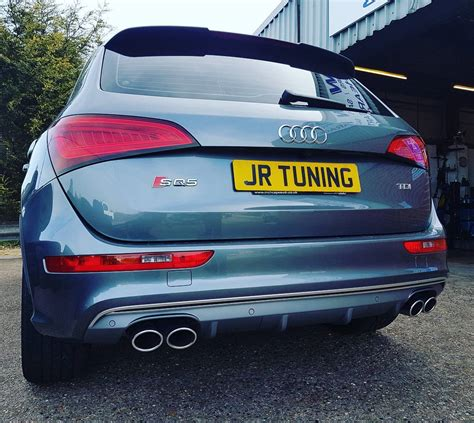 Audi Sq5 Remap by Jr Tuning Uk Customer Cars Ecu Remapping Engine