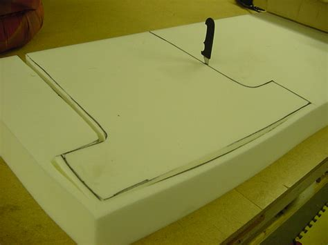how to cut upholstery foam foam express