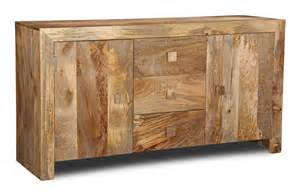 Large Dining Room Sets Large Solid Mango Wood Sideboard Trade Furniture