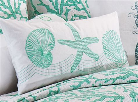 seafoam bedding cora seafoam standard bedding set atlantic linens