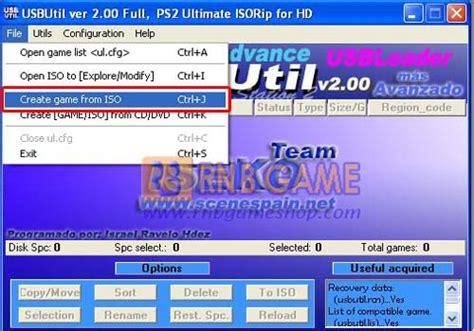 Hardisk Flashdisk Ps2 cara instal ps2 ke hardisk external flashdisk rnb shop