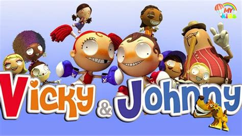 film kartun vicky and johnny vicky johnny larva animation wiki fandom powered by