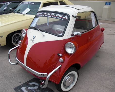 Isetta Auto by Isetta The Most Popular Micro Car