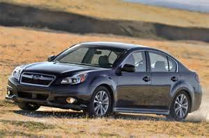2013 Subaru Legacy Mpg 2013 Subaru Legacy 2 5i Limited Editors Notebook