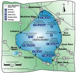 where is okeechobee florida on the map lake okeechobee rattletrap ramblings