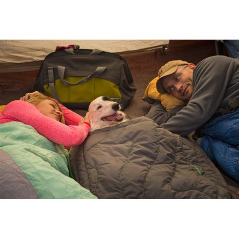 sleep for dogs ruffwear highlands sleeping bag backcountry k 9