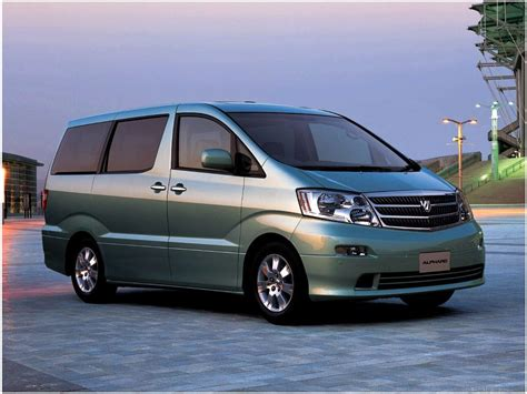 toyota japan website who was the 1st japanese owner of your used toyota alphard
