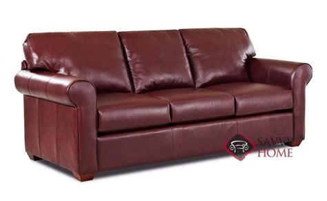 savvy leather sofas cancun leather sofa by savvy is fully customizable by you