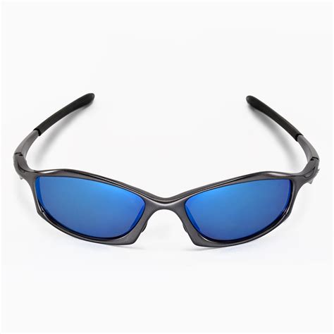 Kacamata Oakley Hatchet Black Polalrized Lens new walleva polarized blue lenses for oakley hatchet wire ebay