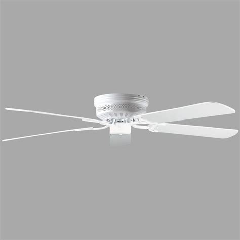 High Tech Ceiling Fan by Radionic Hi Tech Palilly 52 In White Ceiling Fan With