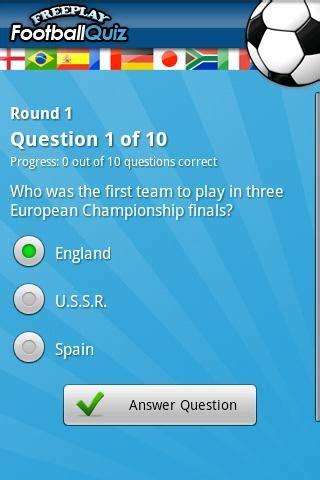 football trivia quiz 10 football apps to help you kick off the new soccer season