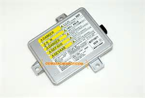 acura tl tl s headlight problems ballats d2r bulb igniter