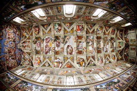 imagenes ocultas en la capilla sixtina fotos de la capilla sixtina miguel 193 ngel el vaticano