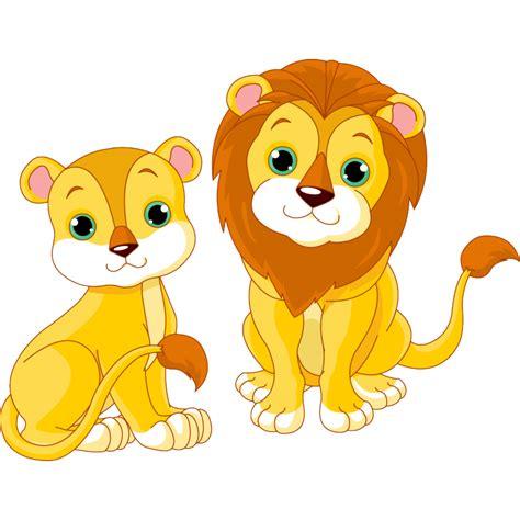 imagenes leones infantiles im 225 genes de leonas animadas imagui