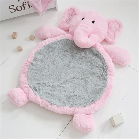 Elephant Rug Pink by Elephant Playmat Pink My 1st Years