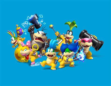 Kaos Mario Bross Mario Artworks 06 new mario bros u 06