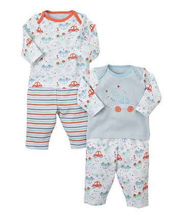 Mc Pyjamas Car mothercare cars pyjamas 2 pack pyjamas mothercare