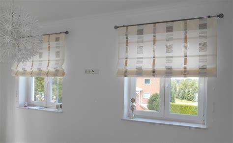 raffgardinen modern yarial moderne raffrollos wohnzimmer interessante
