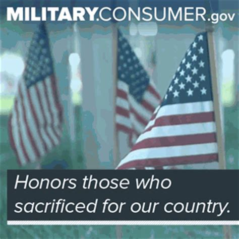 Memorial Day Honors Those Who Died In Service To Our Country by Honor And Remember Consumer Information
