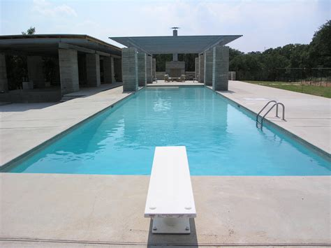 modern pool scapes h h tile and plaster pool renovations tile coping austin tx
