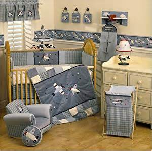 Aviator Crib Bedding Lambs Baby Aviator 6 Bedding Set Discontinued By Manufacturer Crib