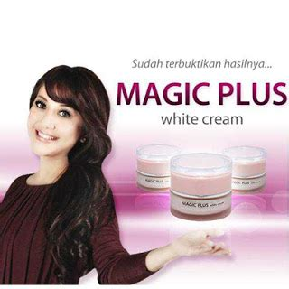 Pemutih Magic Plus by Magic Plus Whitening Pemutih Wajah Artis Kosmetik